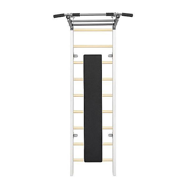 Kett-Up Скамья для пресса Kett-Up, чёрная скамья для пресса winner oxygen arc sit up board