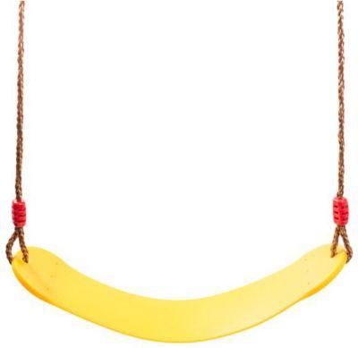 Гибкие качели Kett-Up, жёлтые, артикул:10248461 - Детская площадка