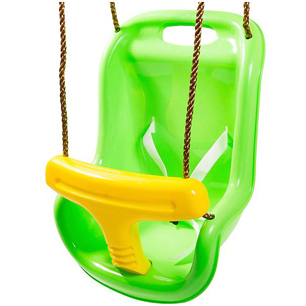 Kett-Up Качели 2 в1 Kett-Up, зелёно-жёлтые garden toys качели 2 в1 10960