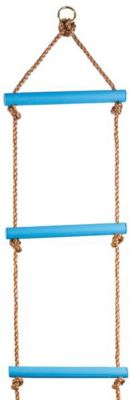 Верёвочная лестница Kett-Up, синяя, артикул:10248467 - Спортивные комплексы