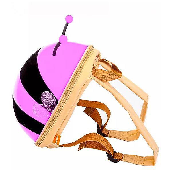 Bradex Детский ранец Пчёлка, сиреневый