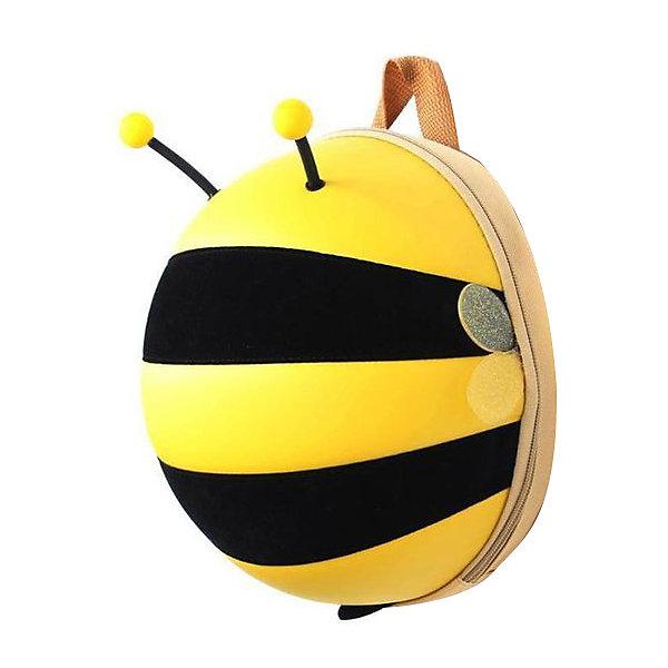Bradex Детский ранец Пчёлка, жёлтый