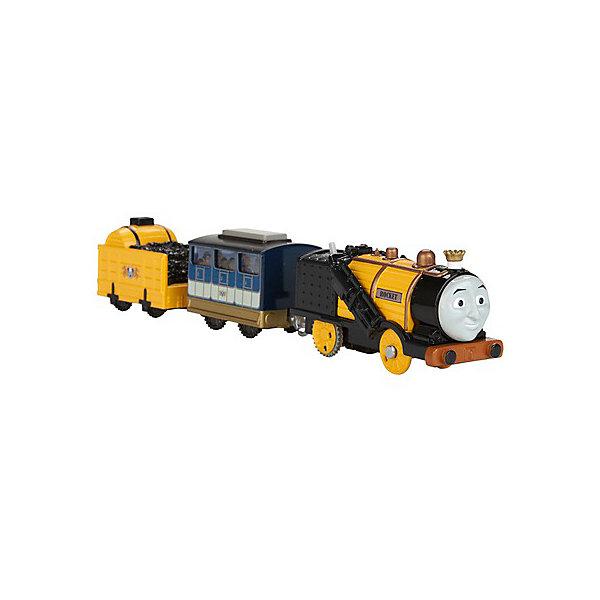 Купить Паровозик Fisher Price Track Master Томас и его друзья, Стивен, Mattel, Китай, Мужской