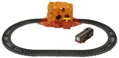 Железная дорога Fisher Price  Track Master  Томас и его друзья, Взрыв в туннеле, артикул:10259283 - Любимые герои