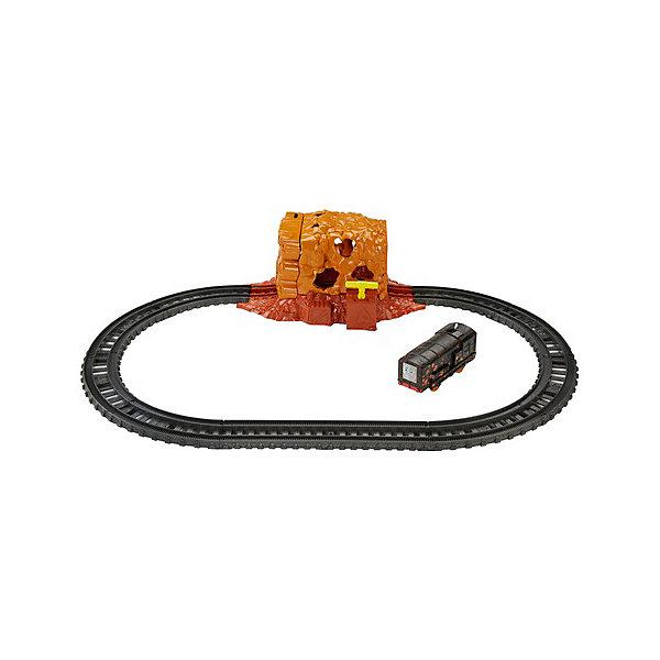 Купить Железная дорога Fisher Price Track Master Томас и его друзья, Взрыв в туннеле, Mattel, Китай, Мужской