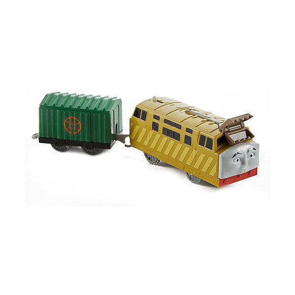 Купить Дополнительный паровозик Fisher Price Томас и его друзья , Дизель 10, Mattel, Китай, Мужской