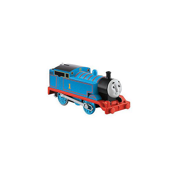 Купить Моторизированный паровозик Fisher Price Track Master Томас и его друзья, Томас, Mattel, Китай, Мужской
