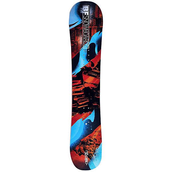 "BF snowboards Сноуборд BF snowboards ""Techno"", 139 см"