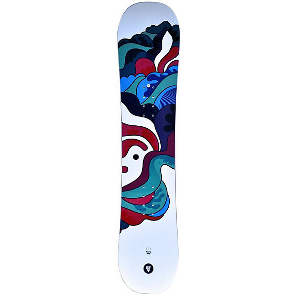 "BF snowboards Сноуборд BF snowboards ""Young Lady"", 139 см"
