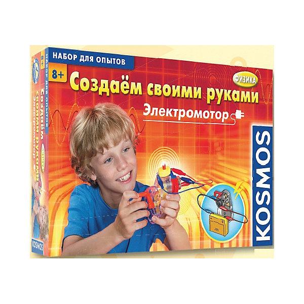Kosmos Набор для опытов Создаем своими руками электромотор