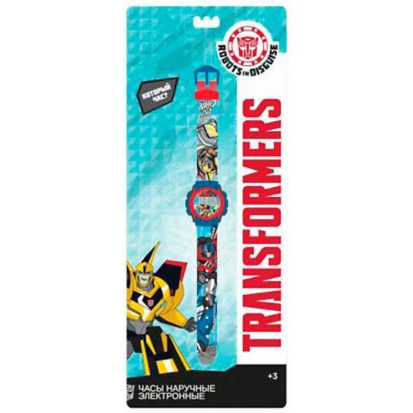 - Электронные наручные часы Transformers