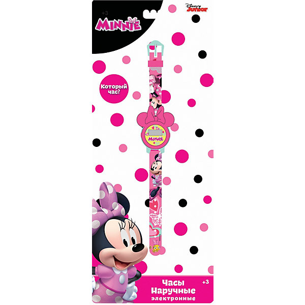 Disney наручные часы Disney Minnie Mouse (Минни Маус)