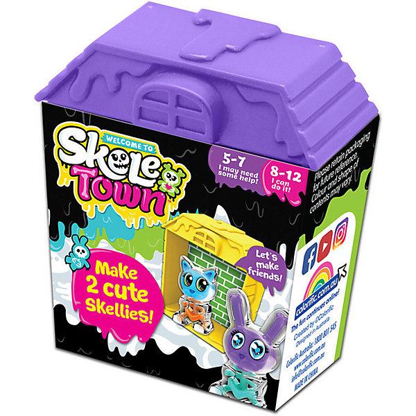 """Colorific Игровой набор Colorific """"Скелетаун"""","""