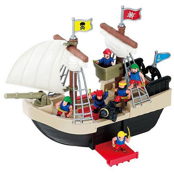 Red Box Игровой набор Red Box Пиратский корабль игровой набор для ванны tomy пиратский корабль