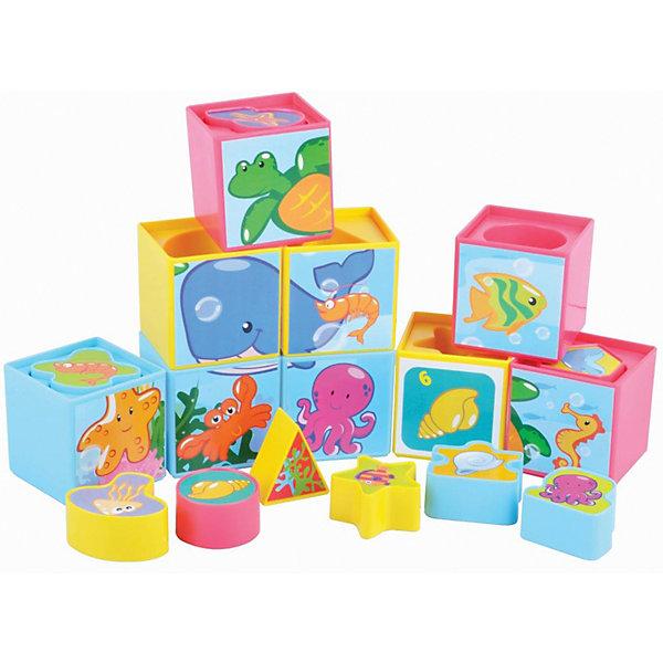 Купить Кубики-сортер Red Box, 9 шт., Китай, Унисекс