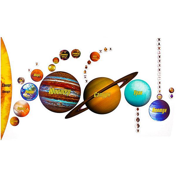 Геомагнит Магнитный пазл Солнечная система