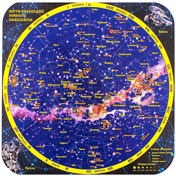 Геомагнит Магнитный пазл Карта созвездий южного полушария