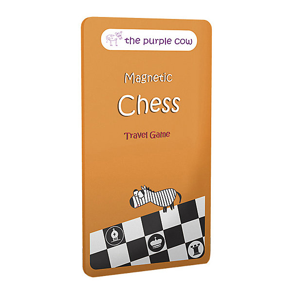 The Purple Cow Настольная игра в дорогу The Purple Cow Шахматы магнитная игра the purple cow китайские шашки