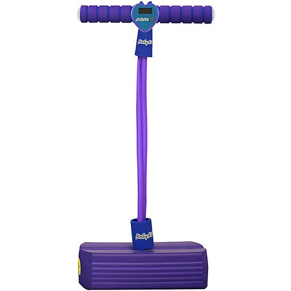 Moby Kids Тренажер для прыжков Moby-Jumper со счетчиком, светом и звуком,