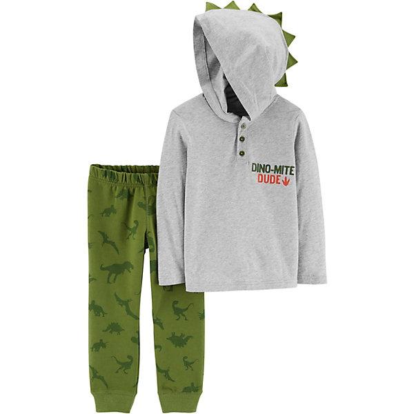 Комплект: Толстовка и брюки Carter's для мальчика Carter`s