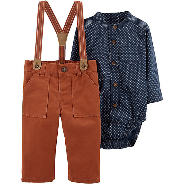 carter`s Комплект: Боди и брюки Carter's для мальчика