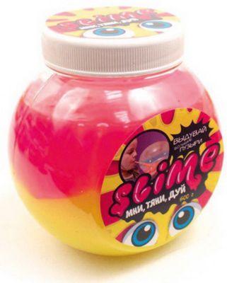 Лизун Slime  Mega Mix , розовый и желтый, артикул:10267402 - Лизуны и жвачки для рук