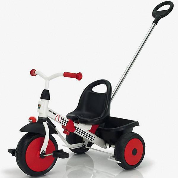 Kettler Трёхколёсный велосипед Kettler Happytrike Racing, красно-чёрный