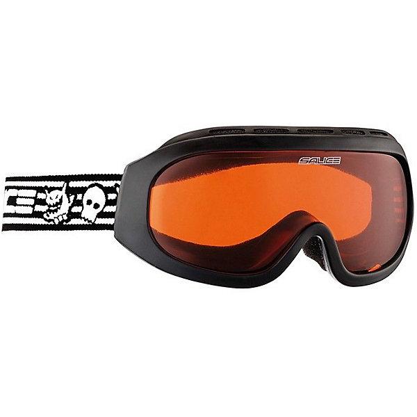 Salice Горнолыжные очки Salice 983AO, чёрные