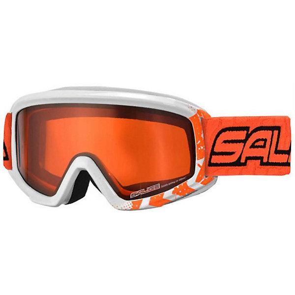 Salice Горнолыжные очки Salice 708DAF, белые горнолыжные очки recon zeal z3 sppx белые