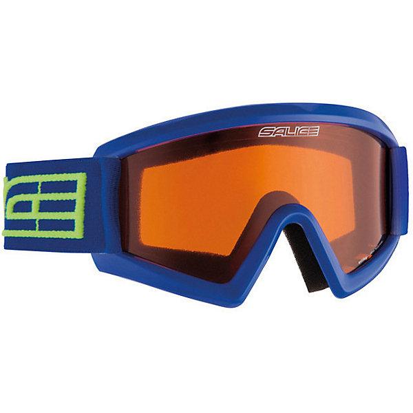 Salice Горнолыжные очки Salice 997ACRX, синие очки горнолыжные salice 602daf white orange