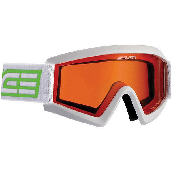 Salice Горнолыжные очки Salice 997ACRX, белые горнолыжные очки recon zeal z3 sppx белые