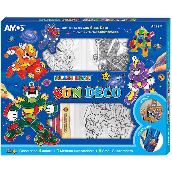 Amos Набор витражных красок Amos с витражами