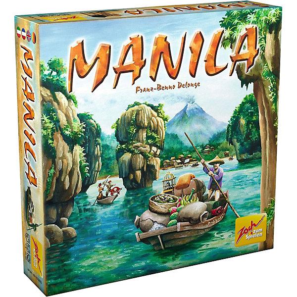 Noris Настольная игра Zoch Манила zoch настольная игра zoch магическая метла