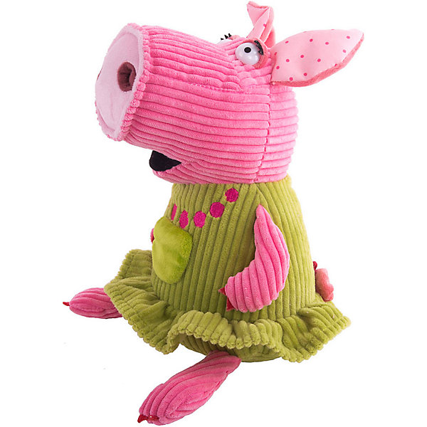 Купить Мягкая игрушка Gulliver Хрюша Туся, 20 см, Китай, розовый, Унисекс