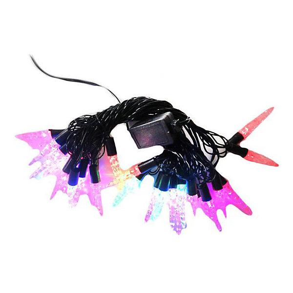 Новогодняя сказка Электрическая гирлянда Новогодняя сказка Сосульки 30 LED, 5 метров