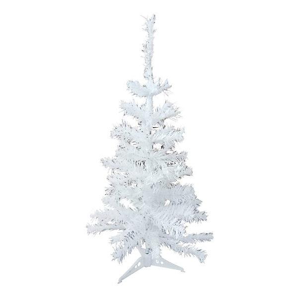 Купить Искусственная ёлка Новогодняя сказка 60 см, белая, Китай, разноцветный, Унисекс