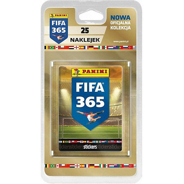 Panini Блистер FIFA 365-2019™, 5 пакетиков наклеек