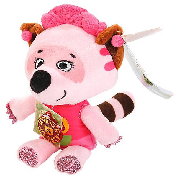 Мульти-Пульти Мягкая игрушка Мульти-пульти Ми-ми-мишки Енот Соня, 20 см набор цветного мела мульти пульти енот в австралии sc 16658