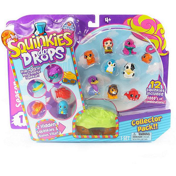 Squinkies Набор фигурок Squinkies для коллекционера, 17 предметов фабрика фантазий набор для создания фигурок из гипса домашние питомцы
