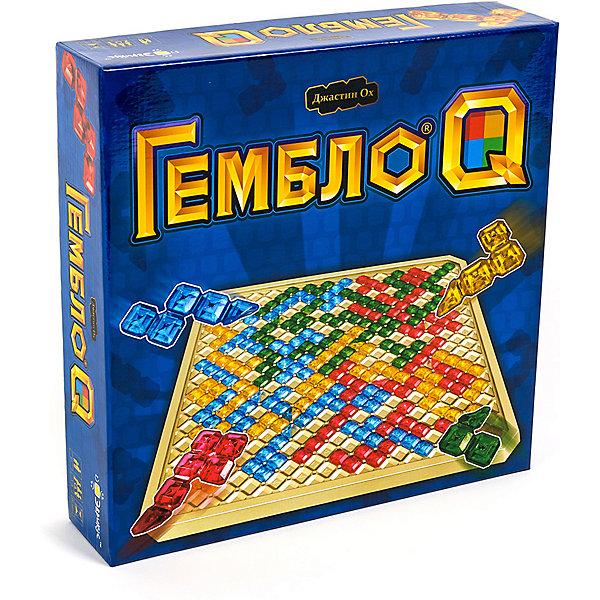 Эврикус Настольная игра Гембло Q