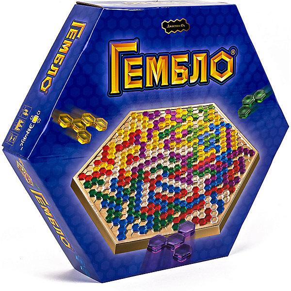 Эврикус Настольная игра Гембло