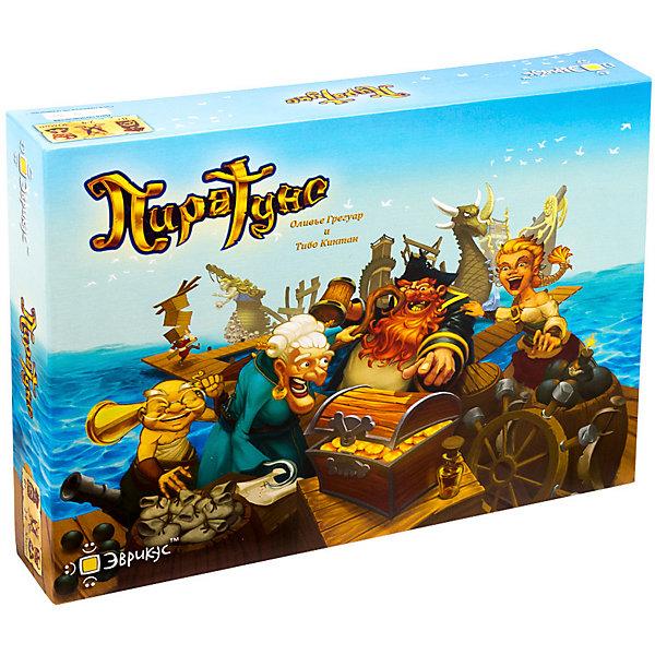 Эврикус Настольная игра Пиратунс
