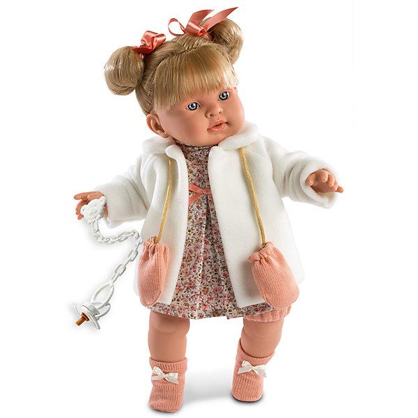 Llorens Кукла Llorens Ирина, 42 см, озвученная цена