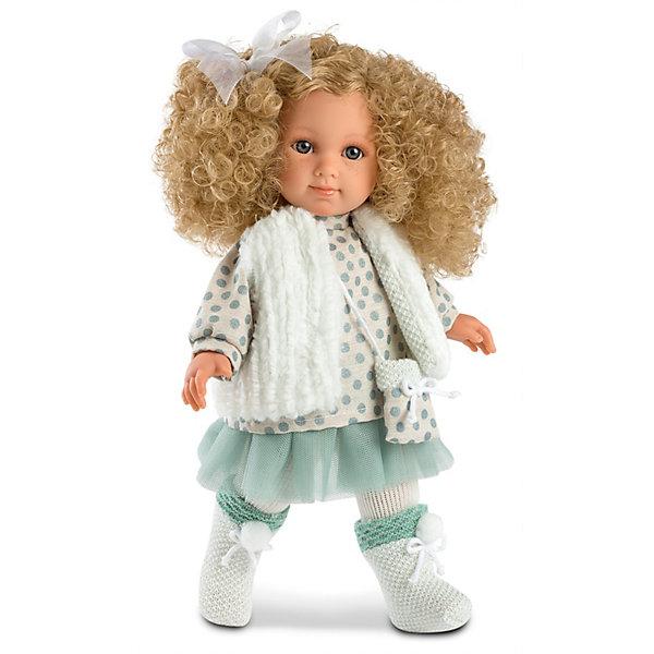 Llorens Кукла Llorens Елена, 35 см кукла llorens елена 35 см 53518
