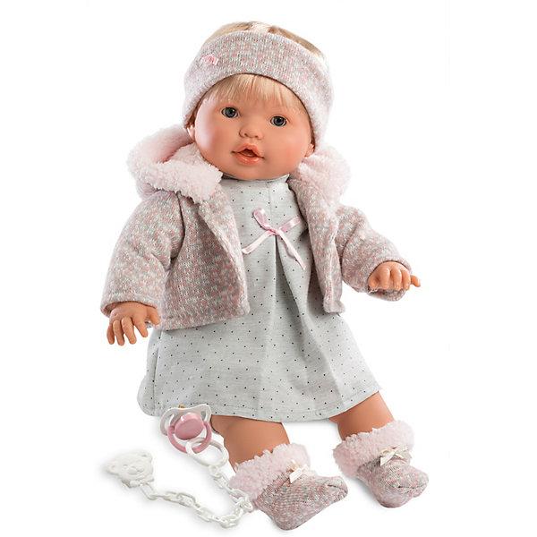Llorens Кукла Ника 48 см, озвученная