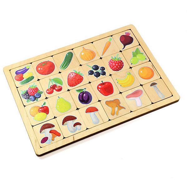 Десятое королевство Игра развивающая Овощи-Фрукты-Ягоды-Грибы,