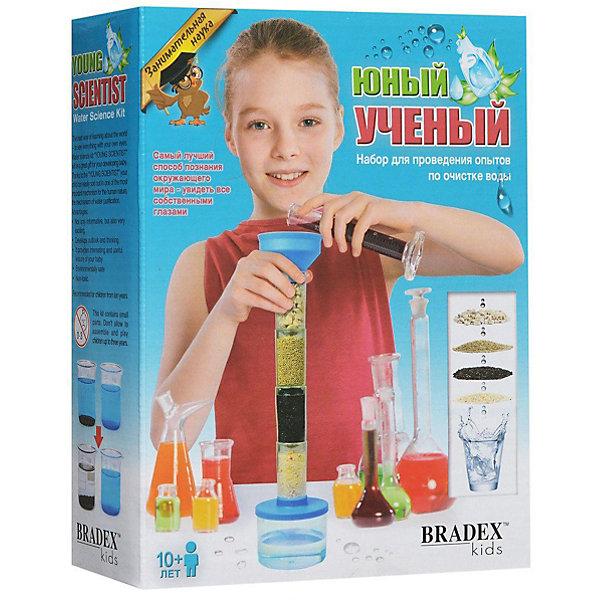 Набор для опытов по очистке воды Bradex