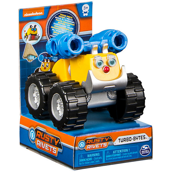 Spin Master Игрушка Spin Master Rusty Rivets машинка героя spin master машинка героя spin master rusty rivets расти на машинке