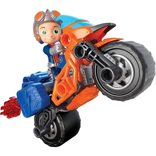 Spin Master Игрушка Spin Master Rusty Rivets построй машину героя игрушка spin master spin master mp002xc0064r