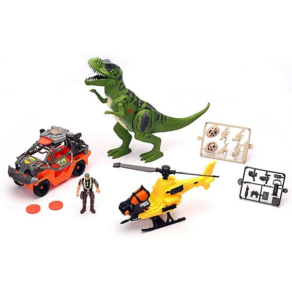 Chap Mei Игровой набор Chapmei Большая охота  Тиранозавра, свет/звук
